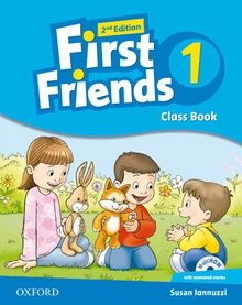 First Friends 1. Class Book + Multi-ROM Pack 2nd Edition