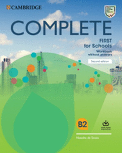 Complete First for Schools Workbook without Answers with Audio Download
