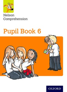 Nelson Comprehension Student's Book 6