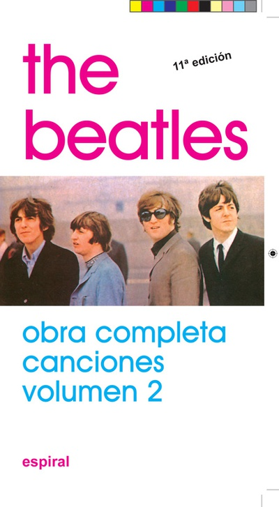 Canciones II de The Beatles