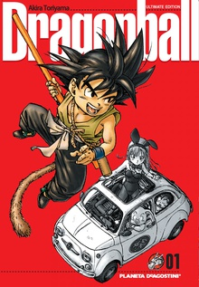 Dragon Ball nº 01/34