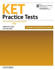 Ket Practice Tests. Practice Tests without Key