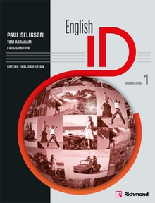 ENGLISH ID BRITANICO 1 WORKBOOK