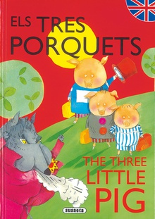 Els tres porquets/The three little pig