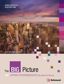 BIG PICTURE 4 STUDENT'S BOOK UPPER-INTERMEDIATE NEW ED. [B2]