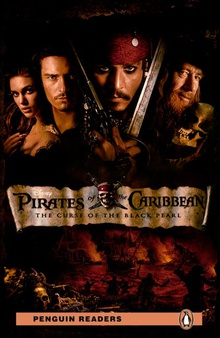 Penguin Readers 2: Pirates of the Caribbean: The Curse of the Black Pearl Book & MP3 Pack