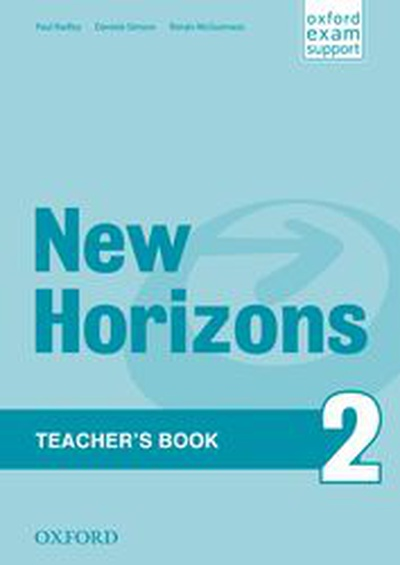New Horizons 2. Teacher's Book
