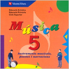 Musica 5 Cd Material Auditiu Per L'aula