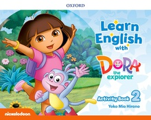 Learn English with Dora the Explorer 3. Activity Book