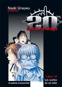 20th Century Boys Tankobon nº 14/22 PDA