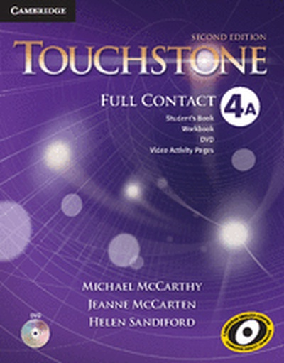 Touchstone Level 4 Full Contact A 2nd Edition